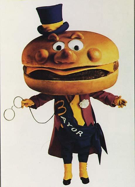Whatever Happened to Mayor McCheese?