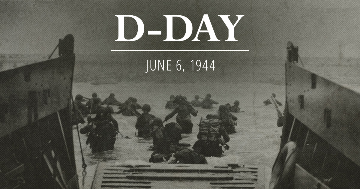 How Four Different Presidents Reflected On The Anniversary Of D Day
